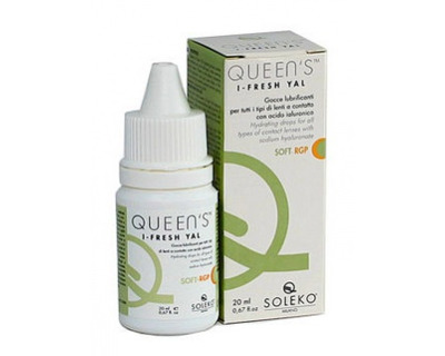 QUEEN'S I-FRESH YAL 20ML