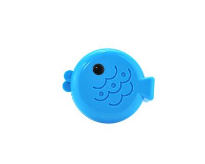 CENTRO STYLE Porta lenti a contatto fish blu