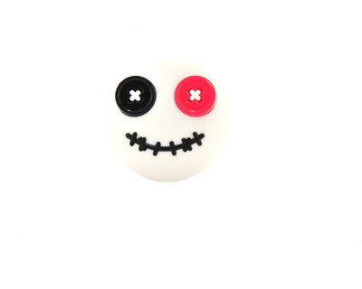 CENTRO STYLE Porta lenti a contatto smile bianco