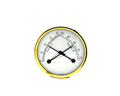 Termometro con igrometro diametro 100mm