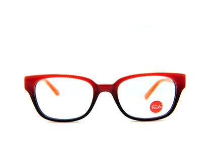 Occhiali da vista Trudi Junior colore arancione , squadrato td206