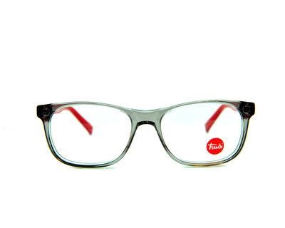 Occhiali da vista Trudi Junior colore grigio , squadrato td334