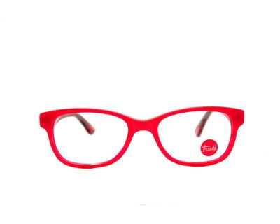 Occhiali da vista Trudi Junior colore rosa, squadrato td112