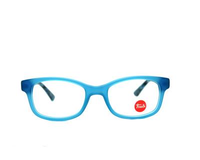 Occhiali da vista Trudi Junior colore blu, squadrato td113