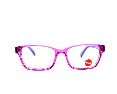 Occhiali da vista Trudi Junior colore rosa, squadrato td233