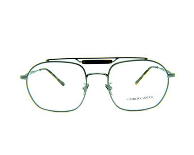 Occhiali da vista Giorgio Armani colore grigio, squadrato ar5084