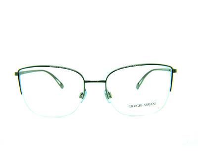 Occhiali da vista Giorgio Armani colore argento, farfalla ar5087