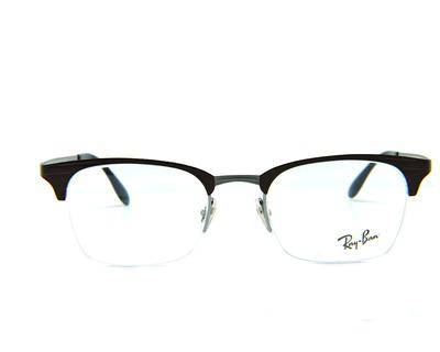 Occhiali da vista Ray Ban colore marrone, squadrato rb6360