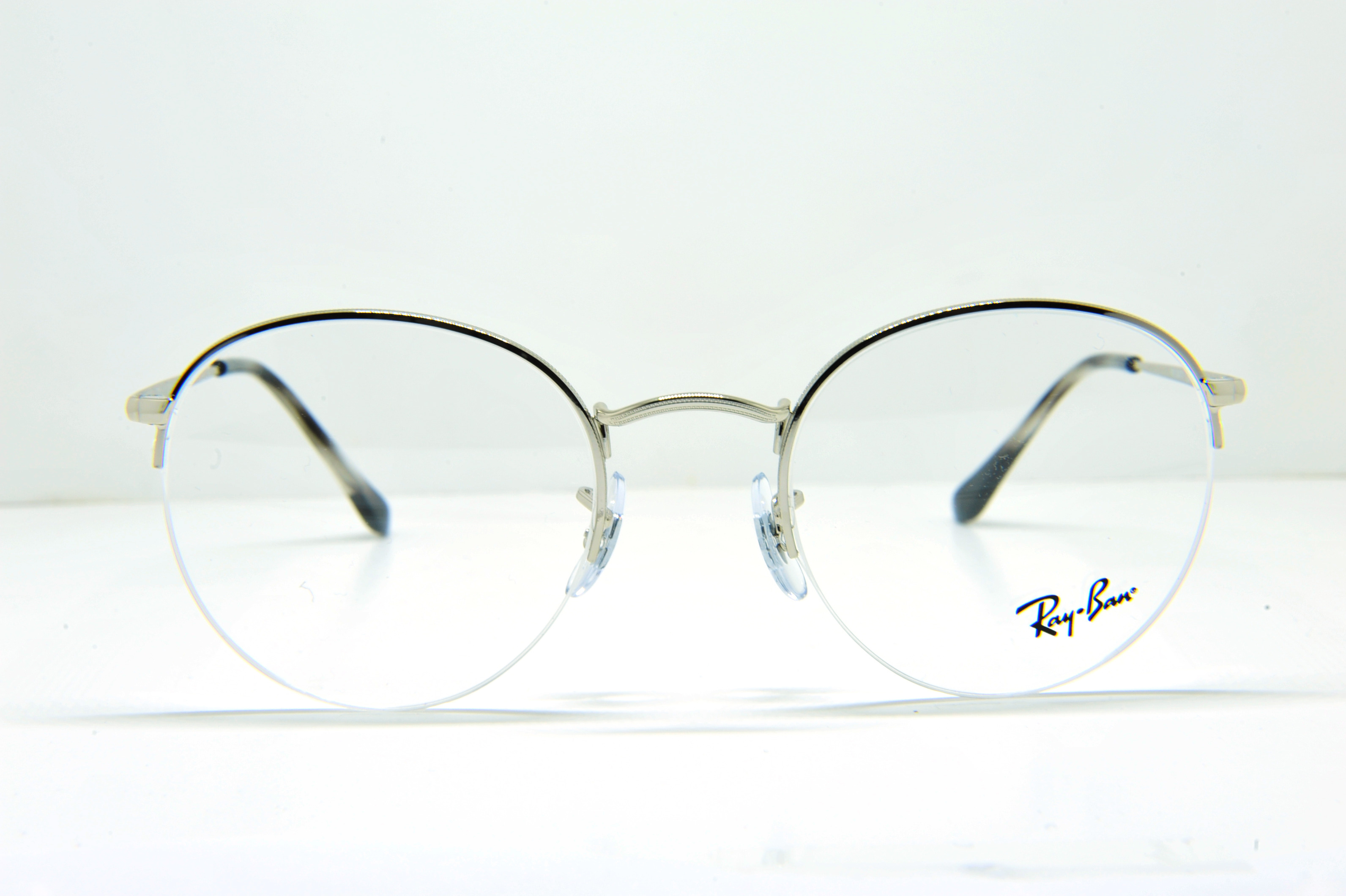 29dbed02e03 Occhiali da vista Ray ban colore argento
