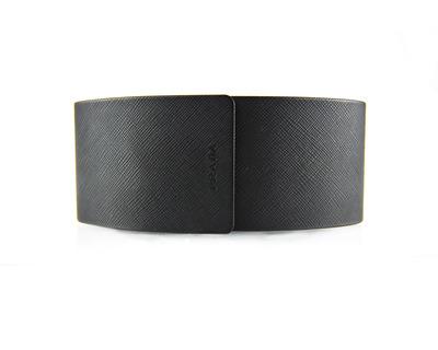 PRADA Astuccio rigido colore nero a secchiello
