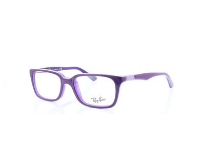 RAY BAN Junior  Montatura da vista colore viola , squadrata