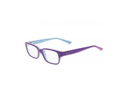 RAY BAN Junior Montatura da vista colore viola , squadrata