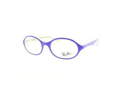 RAY BAN Junior  Montatura da vista colore blu , tondo