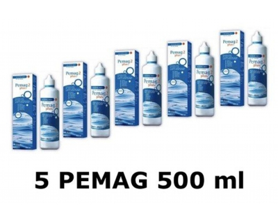 PEMAG 2 PLUS  Promo 5x500ml