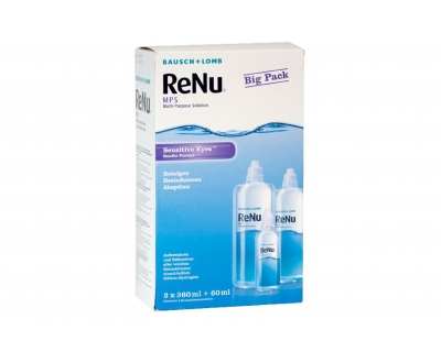 RENU Sensitive eyes Bipack