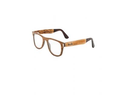PICCHIO Occhiale da sole in legno