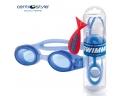 Occhialini da piscina per ipermetropia