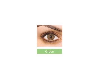 FRESHLOOK COLORS Lenti a contatto colorate verdi