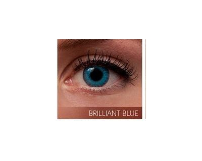 FRESHLOOK COLORBLENDS Lenti a contatto colorate  brillant blue