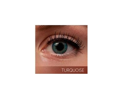 FRESHLOOK COLORBLENDS Lenti a contatto colorate  turchesi