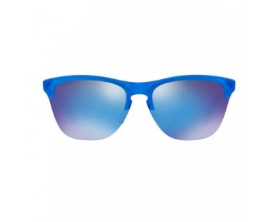 OAKLEY FROGSKINS Occhiali da sole colore blu, squadrato, lente blu specchio