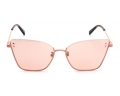 STELLA McCARTNEY Occhiali da sole colore rosa, cat-eye, lente rosa