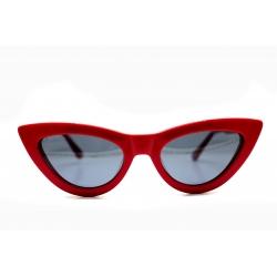 OPPOSIT Occhiali da sole Teen colore rosso , cat-eye, lente nera polarizzata